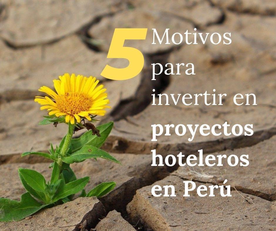 desarrollo de hoteles en Peru
